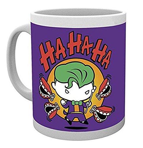 GB Eye, Liga de la Justicia, Joker Chibi, Taza,