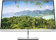 """HP U27 - Monitor de 27"""" 4K UHD (3840×2160 (8294k), IPS, 16:9, 60 Hz, 5ms, Anti-reflejo, Low Blue light, )"""