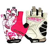 2-FITNESS Cycling Gloves Men Women Half Finger For bicycle...