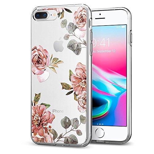 iPhone 8 PLUS / 7 PLUS Hülle, Spigen® [Liquid Crystal Aquarelle] iPhone 8 PLUS Hülle,...