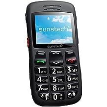 Sunstech CEL1BK - Teléfono móvil (pantalla 2