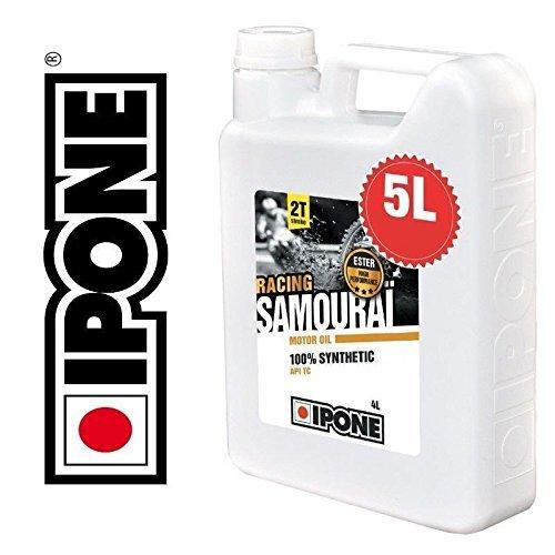 bidon-5-litres-huile-ipone-samourai-5l-moto-cross-trial-scooter