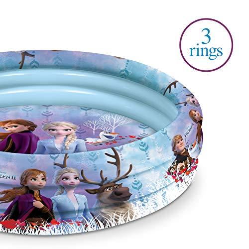 Mondo Disney Frozen Anna und Elsa Pool Planschbecken 100 cm - 3
