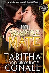 Her Vampire Mate (Colliding Worlds Book 4) (English Edition)