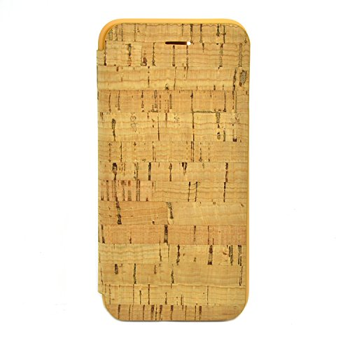 iPhone 6S Plus Hülle,iPhone 6 Plus Wallet Case,Sunroyal Retro Braun Holz Wood Grain Muster Design Flip Schutzhülle Ledertasche LederHülle HandyHülle Hüllen Cover mit Standfunktion Kunstleder für iPhon Pattern 01