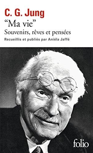 Ma vie par Carl Gustav Jung