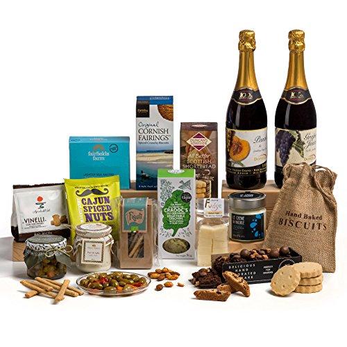 Hay Hampers Newmarket - Non-Perishable Food Hamper Box - FREE UK Delivery