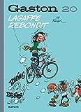 Gaston (Edition 2018) - tome 20 - Lagaffe rebondit (Edition 2018)
