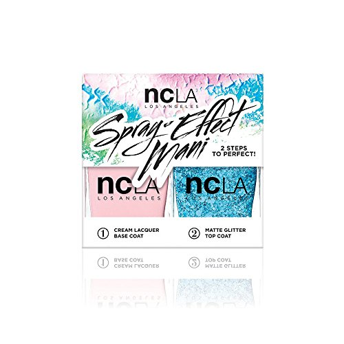NCLA Dawn Patrol Spray-Effect Mani Duo Kit by NCLA -