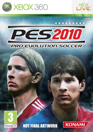 Konami Pro Evolution Soccer 2010 (Xbox 360) Xbox 360 vídeo - Juego (Xbox 360,...