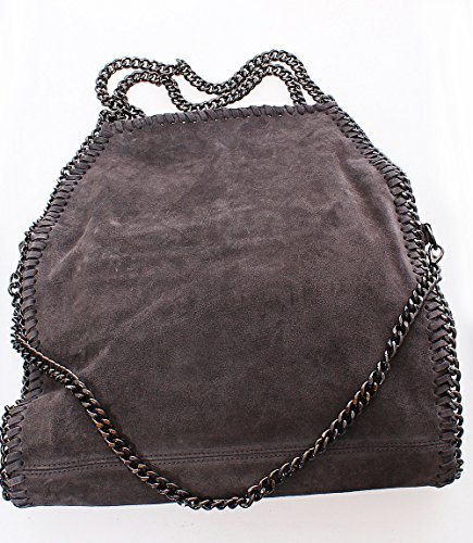 luxury-bella-stella-genuine-leather-suede-bag-chain-made-in-italy-womens-bag-grey-grey