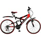 Hero Sprint Next 24T 18 Speed Mountain Bike (Ideal For : 9 to 11 Years )
