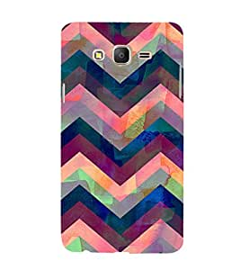EPICCASE Angular Pattern case Mobile Back Case Cover For Samsung Galaxy On5 (Designer Case)