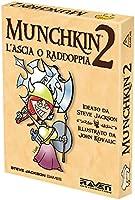 Raven Munchkin 2 - L'Ascia O Raddoppia
