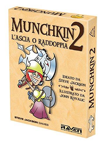 Raven - Munchkin 2 - L'Ascia O Raddoppia