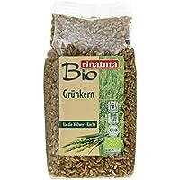 Bio rinatura Grünkern, ganz, 5er Pack (5 x 500 g)