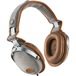 House of Marley Rise Up On Ear Headphones - Saddle