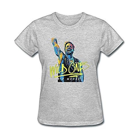 UKCBD - T-shirt - Femme - Gris - XX-Large