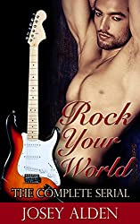 Rock Your World: The Complete Serial (English Edition)