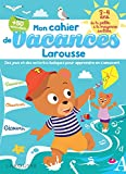 Best Livres pour 4 ans de - Cahier de jeux de vacances Larousse 3-4 ans Review