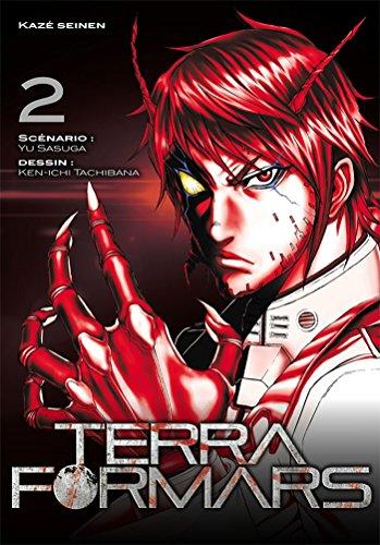 Terra Formars T02 par Ken-ichi Tachibana
