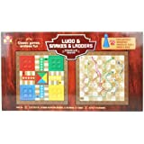 Toy Box Ludo & Snakes & Ladders