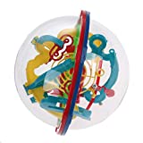 #7: Zibuyu 3D Spherical Maze Intellect Ball Balance Game and Puzzle Toy-S