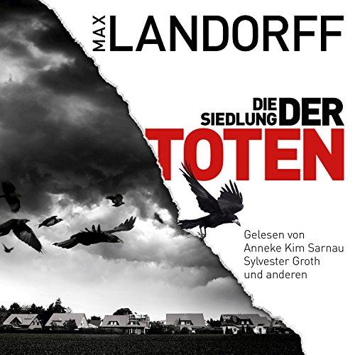 Buchseite und Rezensionen zu 'Die Siedlung der Toten' von Max Landorff