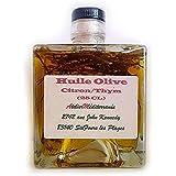 Atelier Méditerranée, Flacon Huile d'Olive Saveur Citron et Thym 25cl