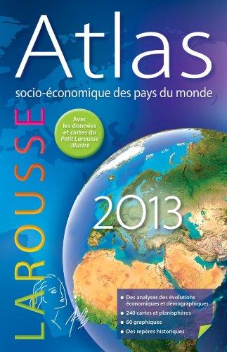 Atlas socio-économique des pays du monde par Collectif