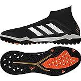 adidas Predator Tango 18+ Tf Scarpe da Calcio Uomo, Nero Cblack/Ftwwht/Solred, 39 1/3 EU