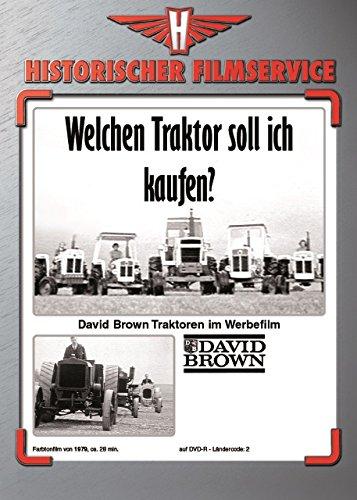 Welchen Traktor soll ich kaufen?