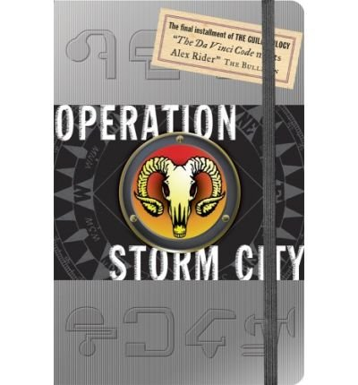 (Operation Storm City) By Mowll, Joshua (Author) Hardcover on 01-May-2009