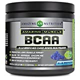 Best Amino Acid Suppléments - Amazing Muscle BCAA Dietary Supplement - 3:1:2 Branched Review