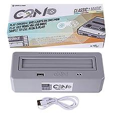 MRKE Classic 2 Magic Macchine da Gioco con Micro USB per Original NES Snes Super Nintendo Entertainment System Nintendo Classic Mini Super Famicom, Famicom e Famicom Jump Tutte Le Serie