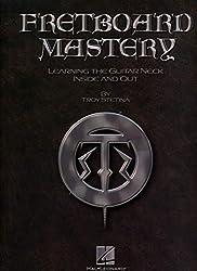 Troy Stetina Fretboard Mastery Tab Book/Cd