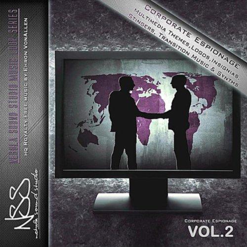 Corporate Espionage - Multimedia Insignias, Themes, Website Icons & Clicks, Vol. 2