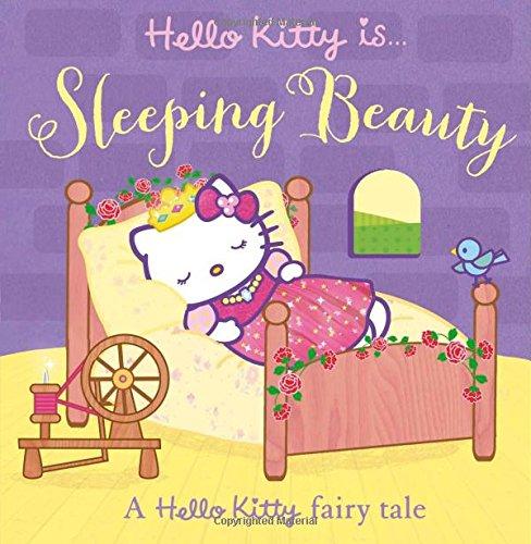 Hello Kitty is ... Sleeping Beauty