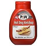 P&W Hot Dog Ketchup aus Dänemark