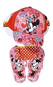 CORIEX d93145MC-Minnie Mouse Flip fops, Tapa, Varios Juguetes