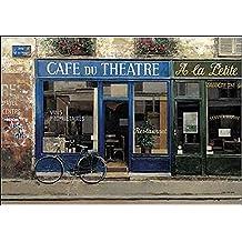 Bastidor de Cuña - Imagen - Chiu Tak Hak : Café Tú Theatre 65 X 90Cm