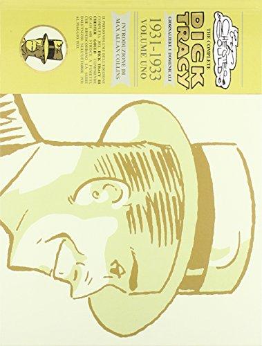 The complete Dick Tracy: 1 The complete Dick Tracy: 1 51w6LDD2OSL