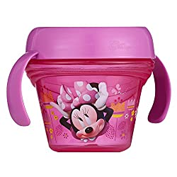 The First Years Minnie Snack Bowl, (Multicolor)