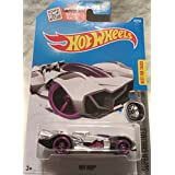 Rev Rod Hot Wheels 2016 Super Chromes 1:64 Scale Collectible Die Cast Metal Toy Car Model #7/10 on International Long Card by Rev Rod