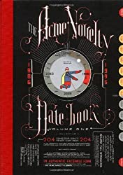 The Acme Novelty Date Book: Sketches and Diary Pages in Facsimile by Chris Ware (2003-08-02)