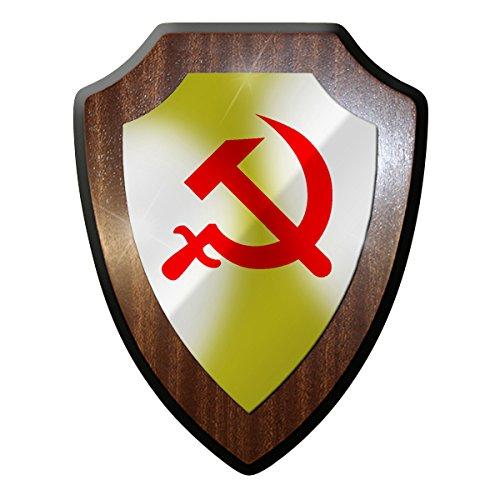 Escudo Cartel/pared Placa/Escudo–Unión Soviética