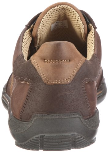 Ecco Welt Sneaker 530514, Chaussures basses homme Marron-TR-F5-436