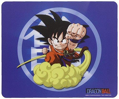 Alfombrilla de ratón Goku nube voladora