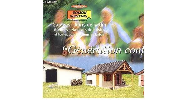 AmazonFr  Catalogue Doizon Guillemin  Garages  Abris De Jardin