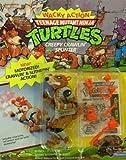 1989 Creepy Crawlin Splinter Wacky Action Teenage Mutant Ninja Turtles